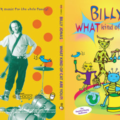 billy jonas cd design